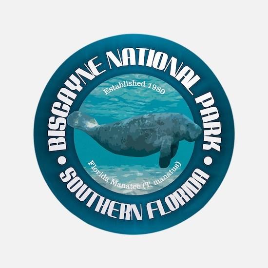Biscayne National Park Button