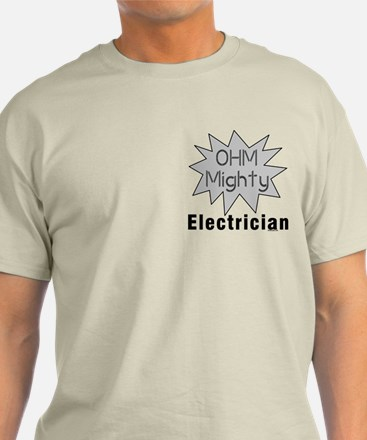 Ohm MIghty T-Shirt