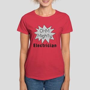 Ohm MIghty Women's Dark T-Shirt