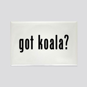 GOT KOALA Rectangle Magnet