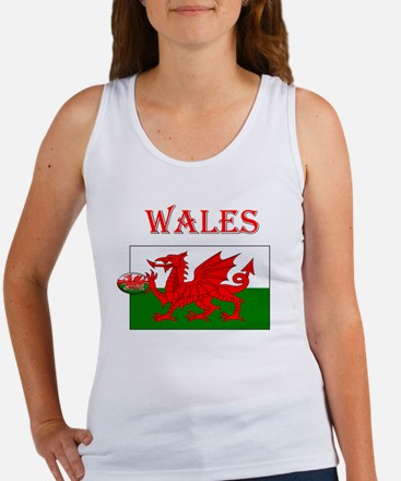 Wales Rugby Women's Tank Top