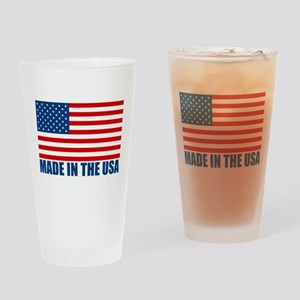 Made in the USA Drinking Glass