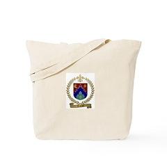 TARDIFF Family Crest Tote Bag