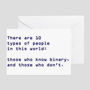 10 Types   Greeting Cards (Pk of 10)