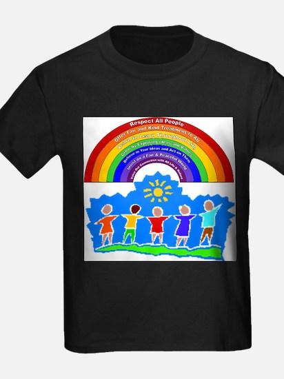 Rainbow_Principles T-Shirt