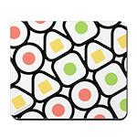 Austin Sushi Makizushi Stack Mousepad