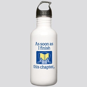 Book Club Stainless Water Bottle 1.0L