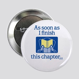 "Book Club 2.25"" Button"