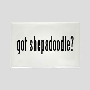 GOT SHEPADOODLE Rectangle Magnet