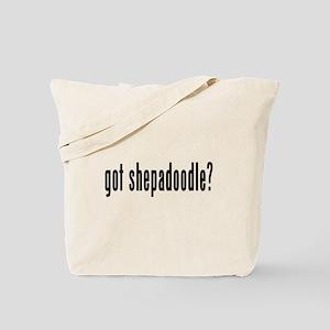 GOT SHEPADOODLE Tote Bag