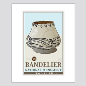 Bandelier 3 Small Poster