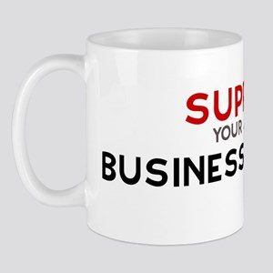 Support:  BUSINESS STUDENT Mug