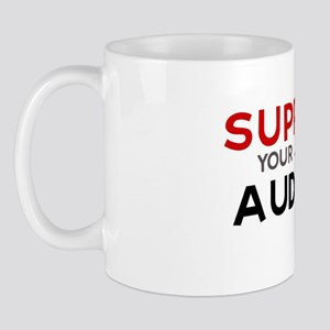 Support:  AUDITOR Mug