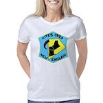 yellow border KONE Logo Women's Classic T-Shirt
