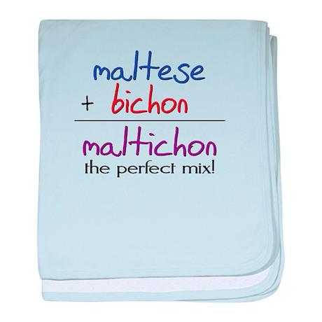 Maltichon PERFECT MIX baby blanket