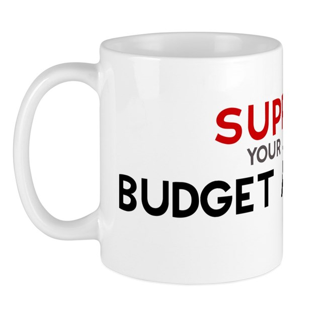 Pricing Analyst: Support: BUDGET ANALYST Mug By Professions