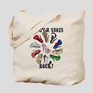 Cirlcle of Shoes Tote Bag