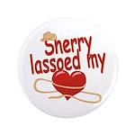 Sherry Lassoed My Heart 3.5