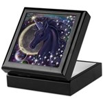 Stellar Unicorn Keepsake Box