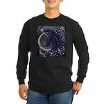 Stellar Unicorn Long Sleeve Dark T-Shirt