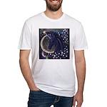 Stellar Unicorn Fitted T-Shirt
