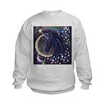Stellar Unicorn Kids Sweatshirt