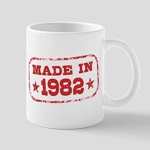 Made In 1982 Mug