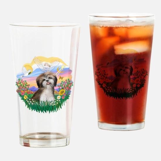 Guardian-ShihTzu#2 Drinking Glass