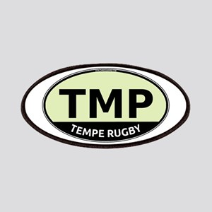 TMP Rugby Oval Patches
