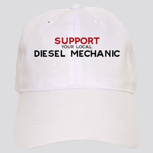 Support: DIESEL MECHANIC Cap