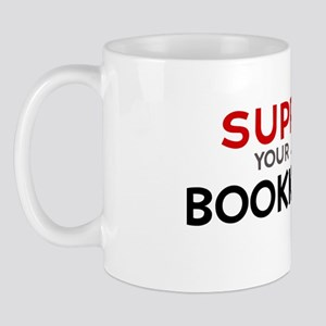 Support:  BOOKKEEPER Mug