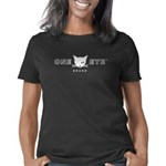 One Eye Brand White Women's Classic T-Shirt