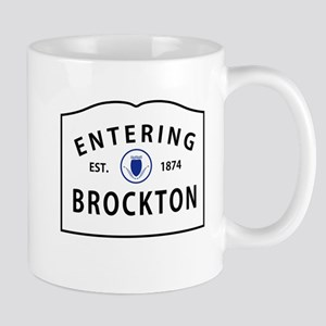 Brockton Mug