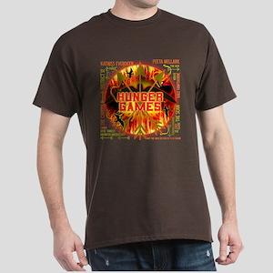 Hunger Games Collective Dark T-Shirt