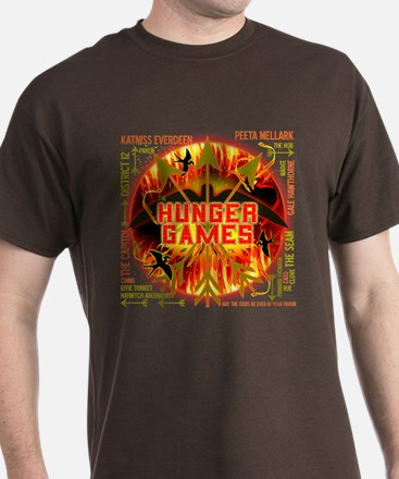 Hunger Games Collective T-Shirt
