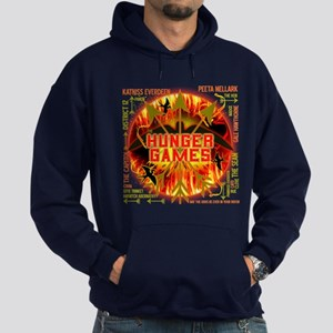 Hunger Games Collective Hoodie (dark)