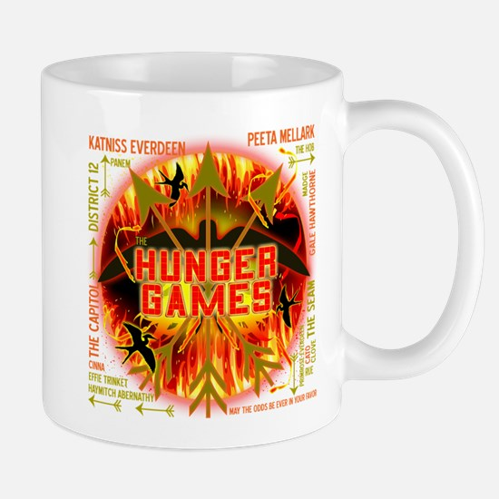 Hunger Games Collective Mug