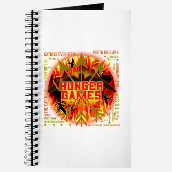 Hunger Games Collective Journal