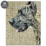 Great Dane (Brindle) Puzzle