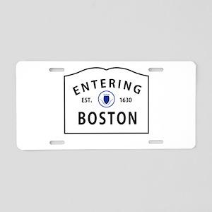 Red Sox Aluminum License Plates - CafePress c4f3f16ff63a