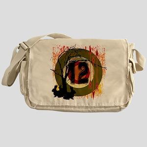 District 12 The Hunt Messenger Bag