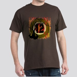 District 12 The Hunt Dark T-Shirt