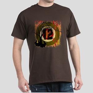 District 12 The Hunt Dark T-Shirt