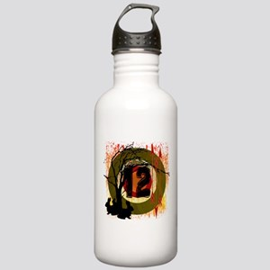District 12 The Hunt Stainless Water Bottle 1.0L