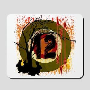 District 12 The Hunt Mousepad
