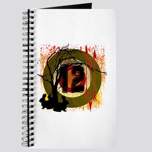 District 12 The Hunt Journal