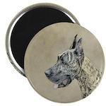 Great Dane (Brindle) Magnet