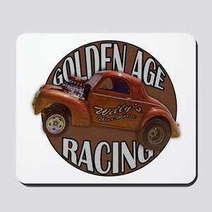1941 Willys Gasser Mousepad