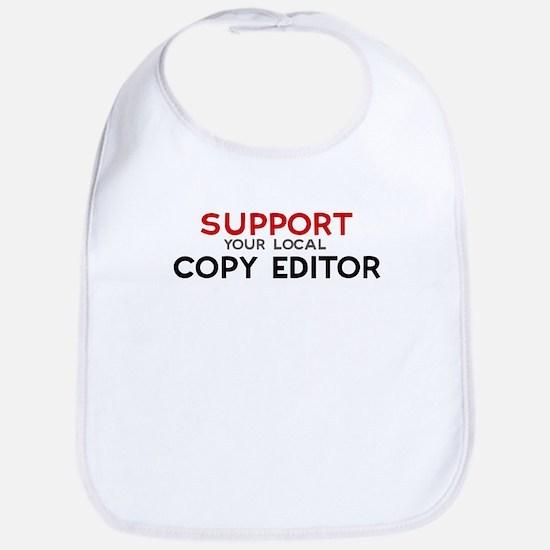 Support:  COPY EDITOR Bib