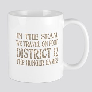 In the Seam Hunger Games Gear Mug